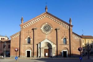 Castelnuovo Scrivia - Chiesa dei Santi Pietro e Paolo