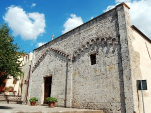 Chiesa di Monteleone Rocca Doria