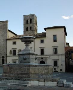 Cittaducale - Santa Maria del Popolo