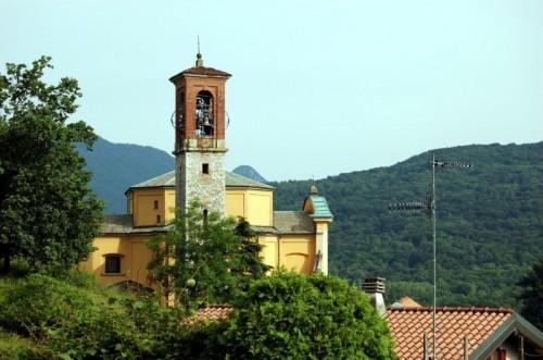 Cunardo - la chiesetta di Cunardo