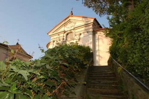 Valganna - chiesa di S. Cristoforo a Ghirla