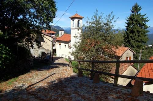 Valganna - chiesa di Boarezzo