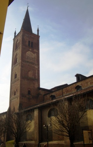 Chieri - Il Campanile di San Domenico