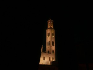 il campanile di Bari