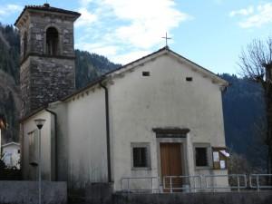 Chiesa di San Nicolò Arta Terme