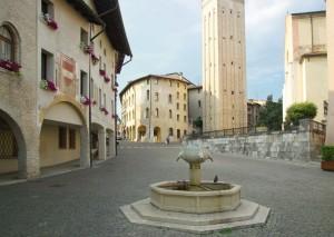 fontana della piazzetta
