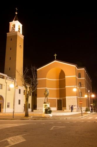 Aprilia - Chiesa di San Michele Arcangelo in Piazza Roma