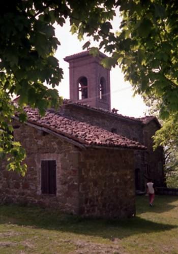Canossa - San Bartolomeo a Borzano
