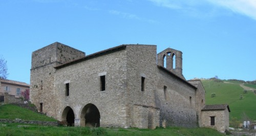 Carpineto della Nora - La badia di S.Bartolomeo