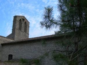 Il campanile della badia