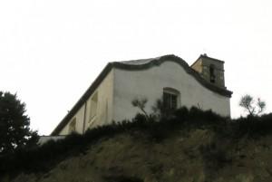 Cappella delle Grazie al Tramonto