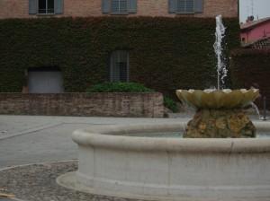 Fontana Piazzale Porrino