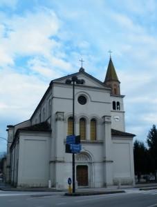 chiesa di Fiumicello