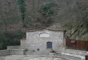 Fonte Murata Piazzale