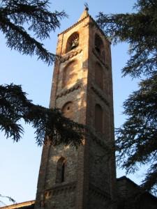 Il campanile di Santa Maria Extra Muros