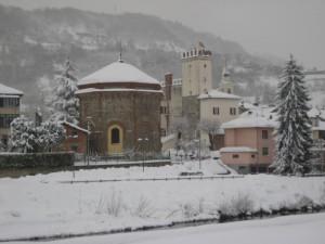 San Rocco sotto la neve (Millesimo . SV)