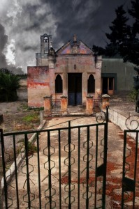 cimitero di campagna