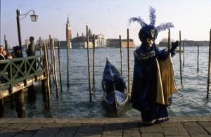 San Giorgio e ….la maschera
