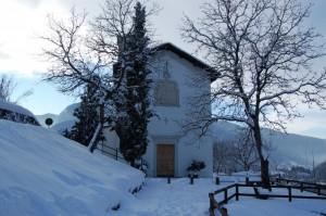 Chiesa di Locca Inverno 09
