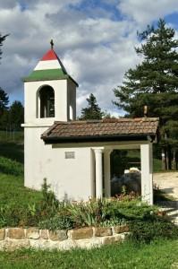 Chiesetta Alpina di Sella Sagata.