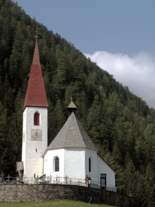 Chiesa in Val d'Ultimo