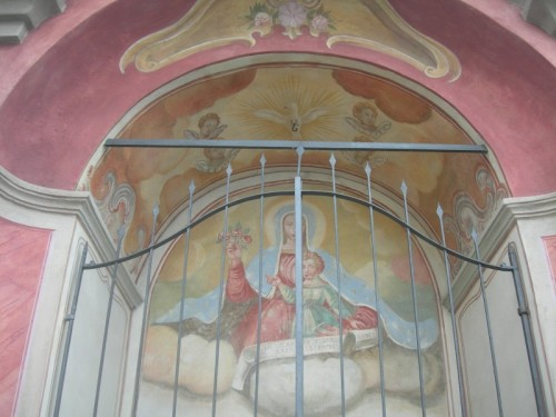 Beura-Cardezza - cappelletta alla Madonna di Re