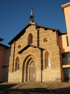 Chiesa di Santa Maria Vergine di Lourdes a Calolzio