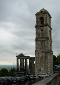 Il campanile di S.Pietro