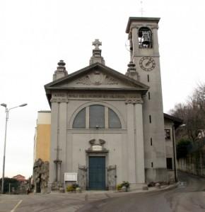 Chiesa di San Giovanni Battista a Solzago