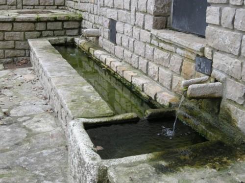 Castellino del Biferno - Fonte Murata altro particolare