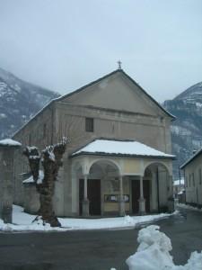 chiesa parrocchiale di S. Giorgio