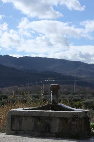 Aliano - Fontana del Bivio