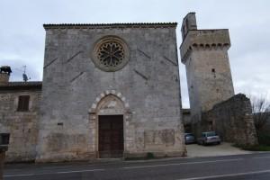 Chiesa con torretta