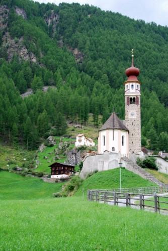 Senales - Chiesa di Madonna di Senales