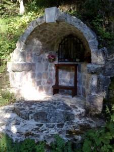 """Cappella della Madonna """"via al foss"""""""