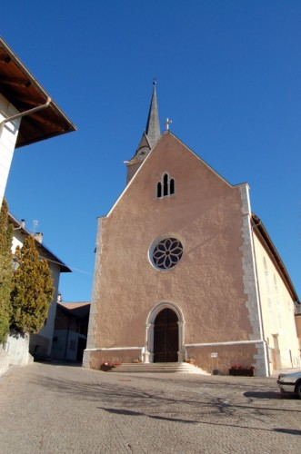Castelfondo - Castelfondo, San Nicolò