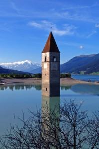 Il campanile sommerso