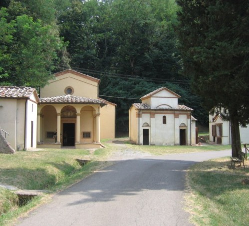 Montespertoli - GERUSALEMME SAN VIVALDO