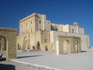 Santuario di S. Maria di Leuca sul tacco dello stivale