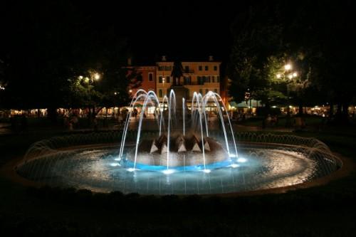 Verona - Fontana di Piazza Bra