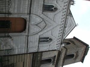 La bella chiesa nascosta nelle stradine di Baiano