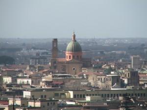 Duomo di Nola dal Convento dei Cappuccini