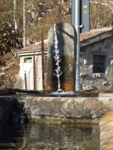lavatoio dell'antico borgo di Stramare Segusino