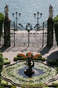 Fontana settecentesca