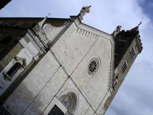 Sarzana - diagonale su Santa Maria