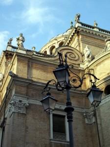 Chiesa madonna della steccata