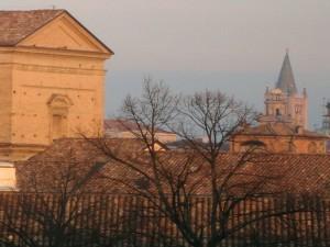 Duomo di Parma e Chiesa dell'Annunziata