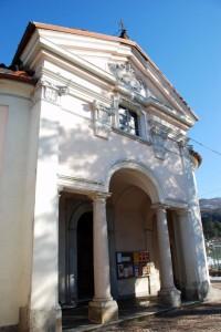 Chiesa di S.Cristoforo-paese di Ghirla-