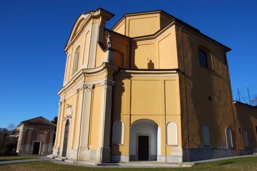 Cunardo - Chiesa Parrocchiale di S.Abbondio