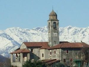 Chiesa e Alpi
